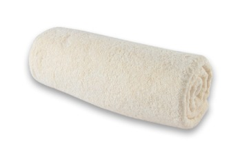 Medium Towel Plain Ivory