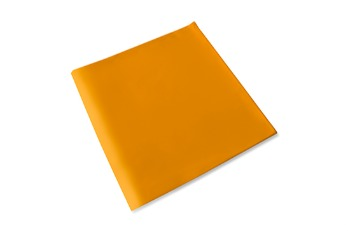 Napkin Damask Plain Orange