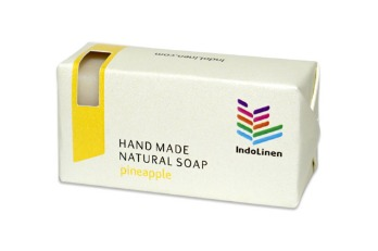 Soap Bar Pineapple Paper Box  |