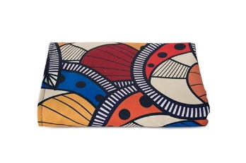 Bed Runner African Doodle