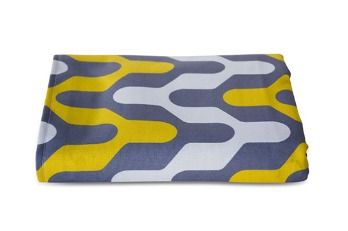 Bed Runner Rounded Chevron