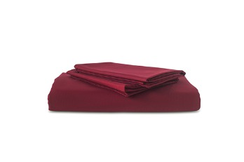 Fitted Sheet TC-180 Plain Maroon