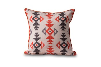 Cushion Cover Native African Pattern | Polyester CVC
