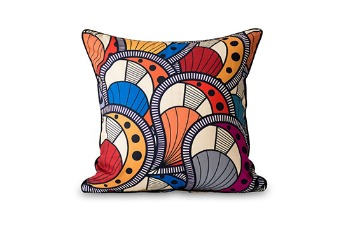 Cushion Cover African Doodle