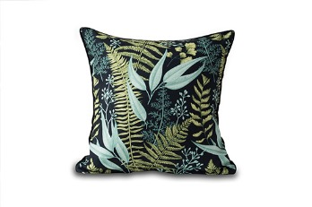 Cushion Cover Floral Vintage | Polyester CVC