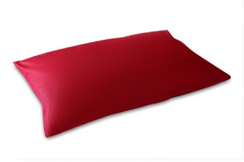 2x Pillow Case TC-180 Red