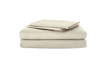Flat Sheet TC-180 Plain Ivory