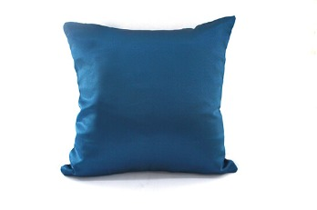 Cushion Cover Plain Navy  |