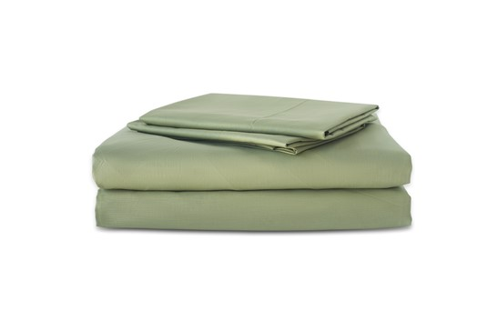 Fitted Sheet TC-180 Plain Olive
