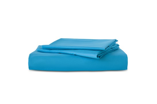 Fitted Sheet TC-180 Plain Turquoise