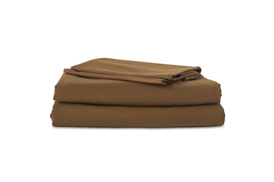 Flat Sheet TC-180 Plain Camel