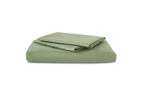 Flat Sheet TC-180 Plain Olive