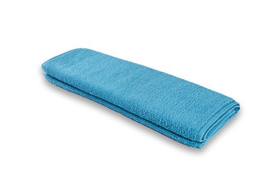 Hand Towel Plain Turquoise
